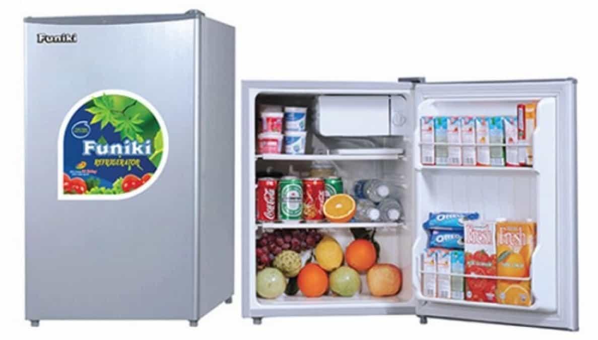 Tủ lạnh mini có ngăn đá FUNIKI FR-71CD