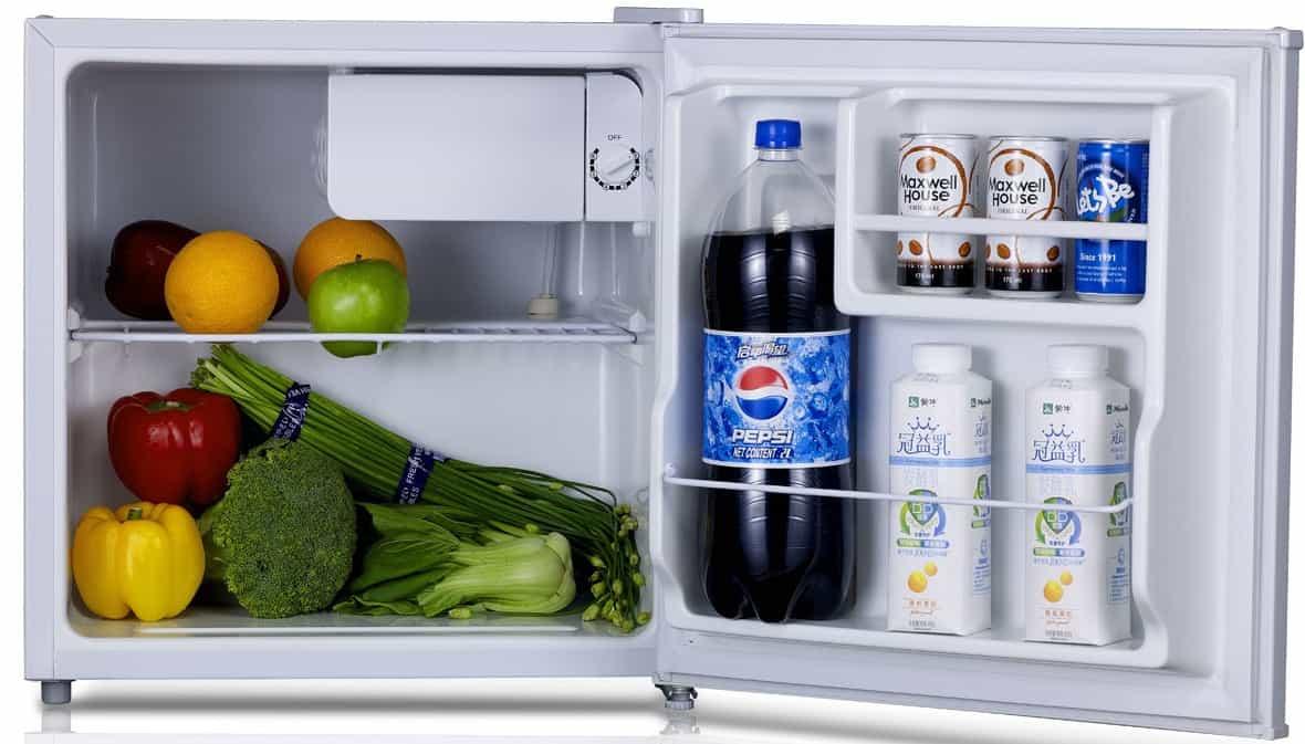 Tủ lạnh Mini có ngăn đá Midea HS-65SN