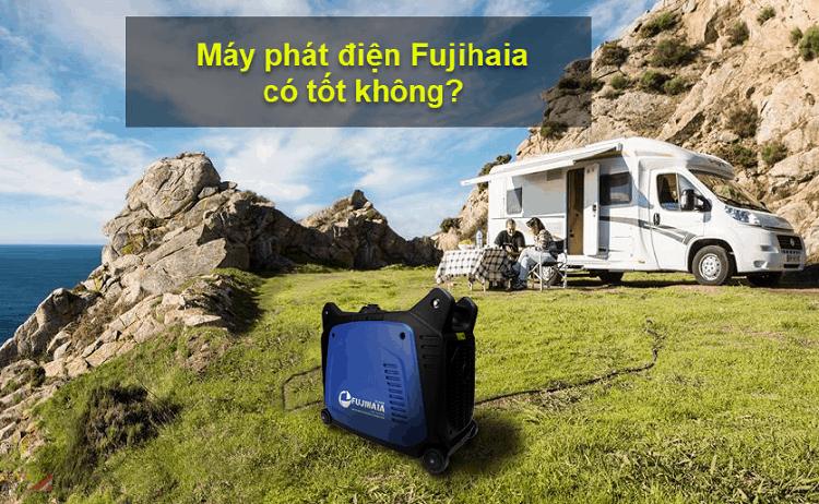 Máy phát điện Fujihaia