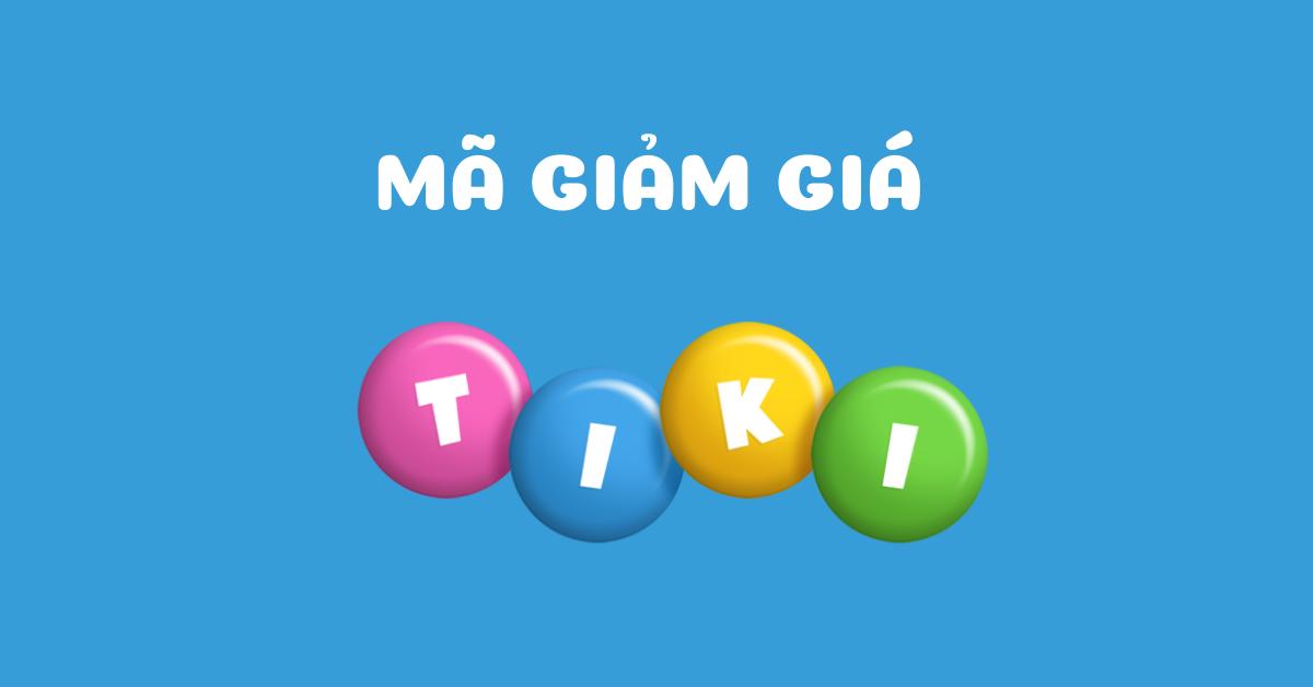 Ma Giam Gia Tiki